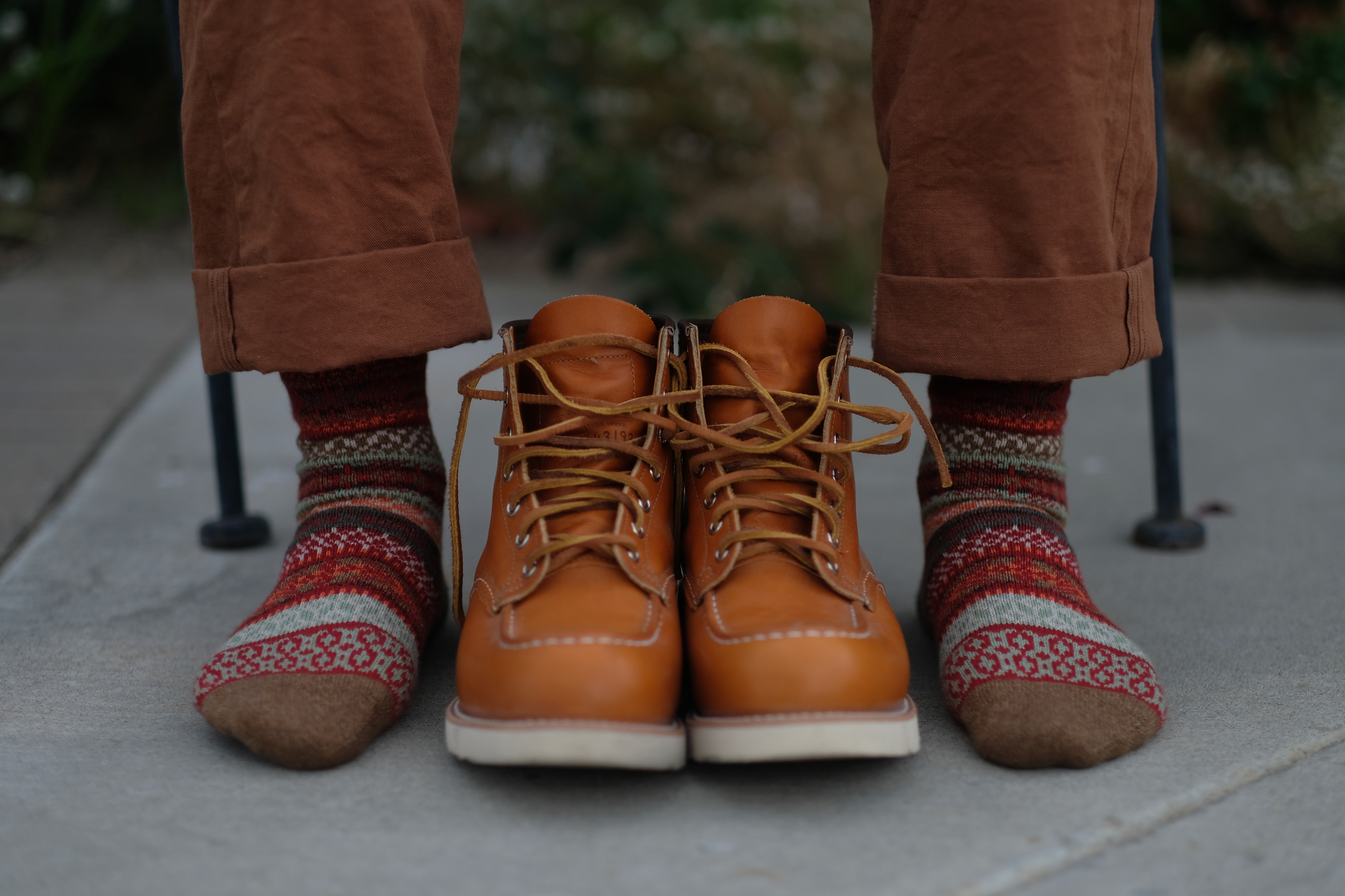 Red Wing Moc Toe Boot Review – Almost
