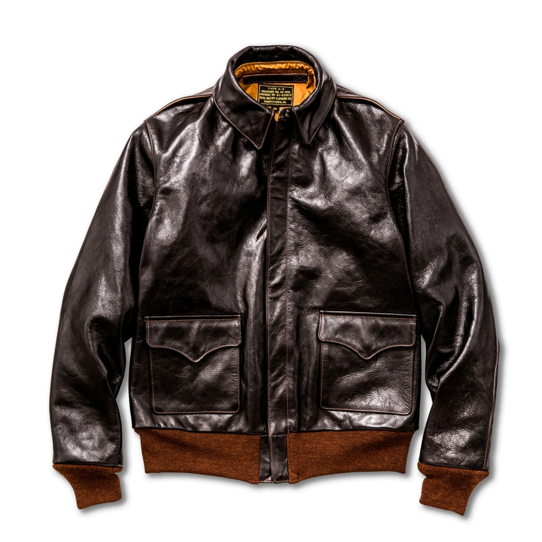 620ddf700 The Top Ten Leather Jacket Brands List – Almost Vintage Style